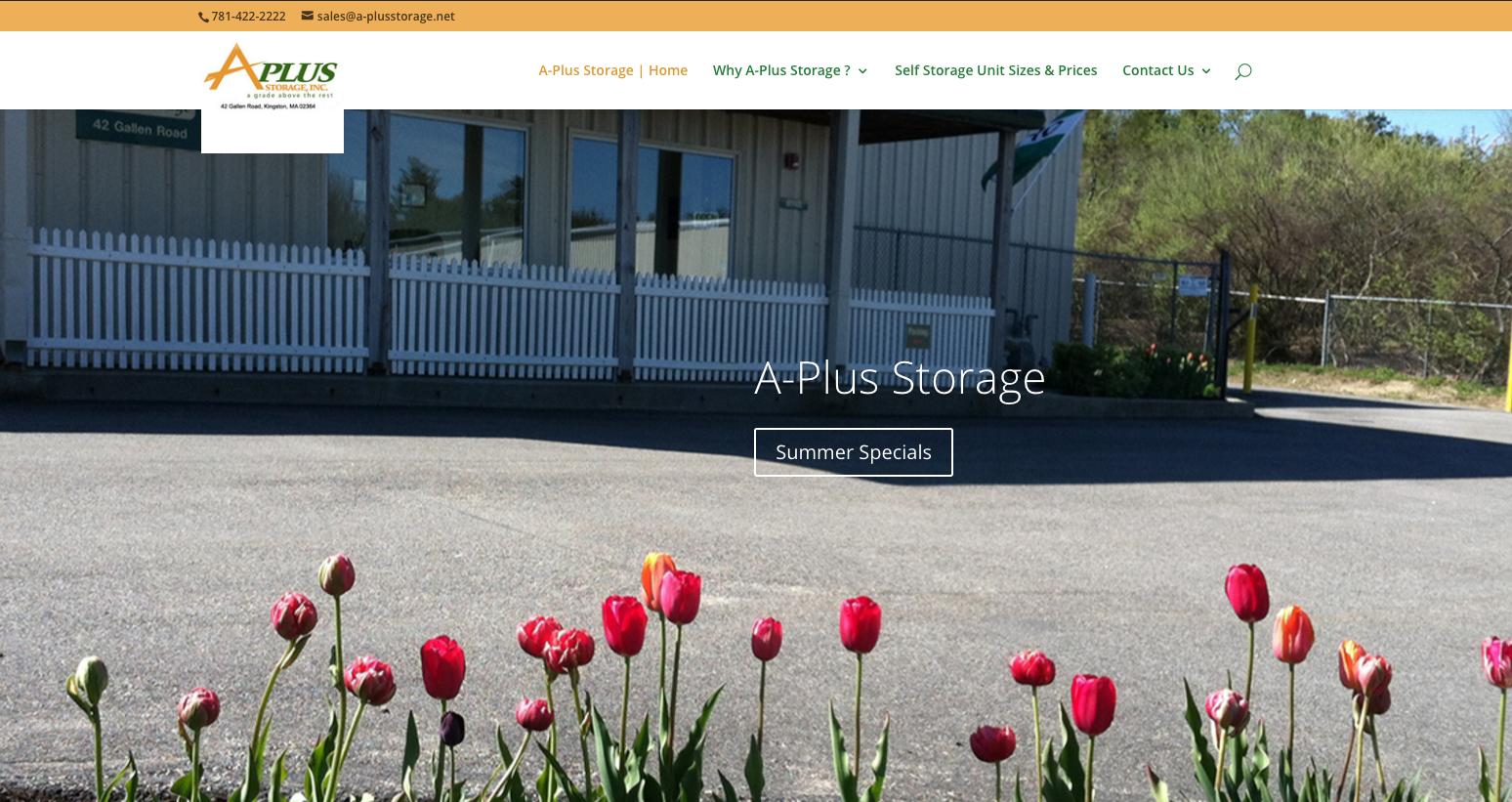 A-Plus Storage