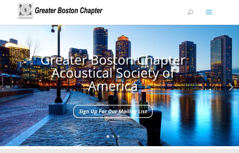 Greater Boston Chapter ASA