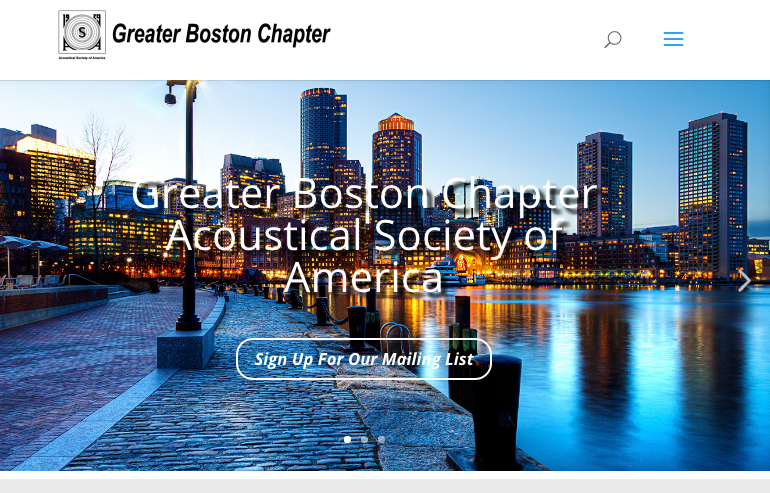 Greater Boston Chapter ASA